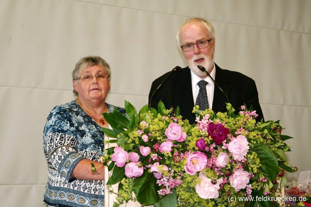 Verabschiedung Manfred und Christa Hofmann