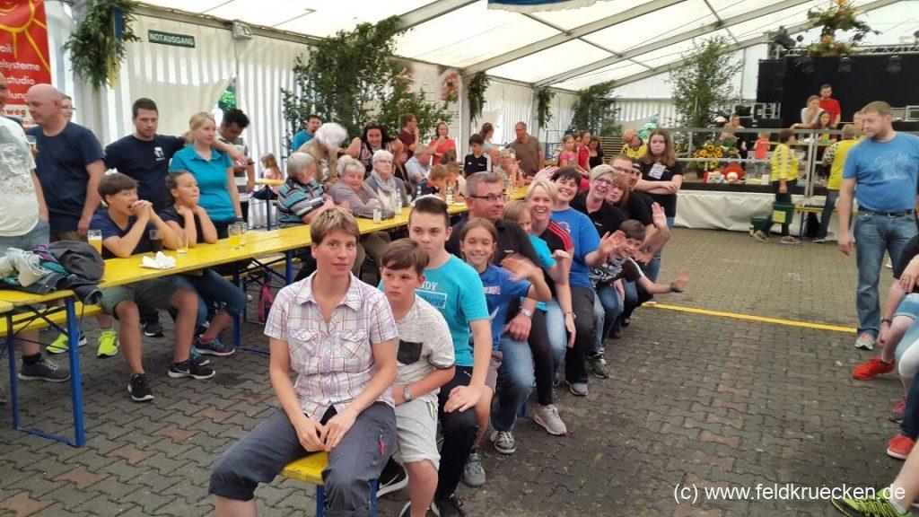 Spiel ohne Grenzen in Ulrichstein