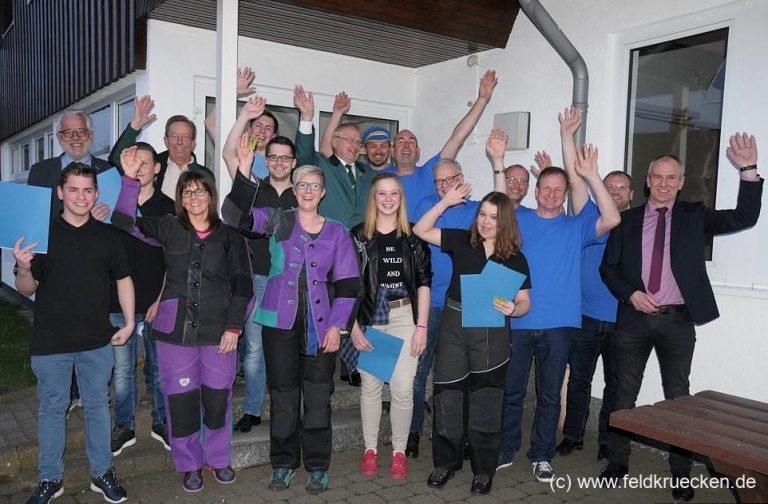Stadt Ulrichstein ehrt erfolgreiche Sportler