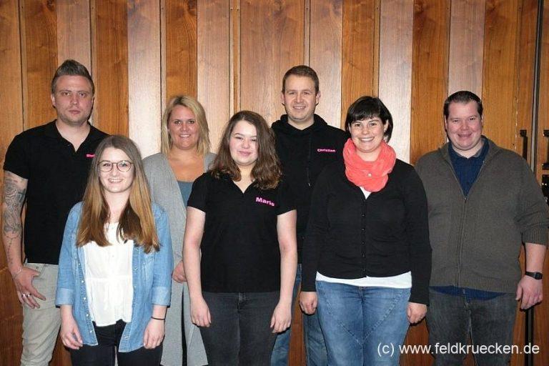 Vorstand einstimmig wiedergewählt – Jugendarbeitskreis plant neue Mitgliederwerbung