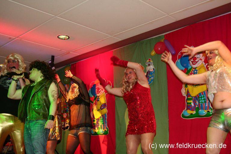 Feldkrücker Karnevals Klub feiert Fasching