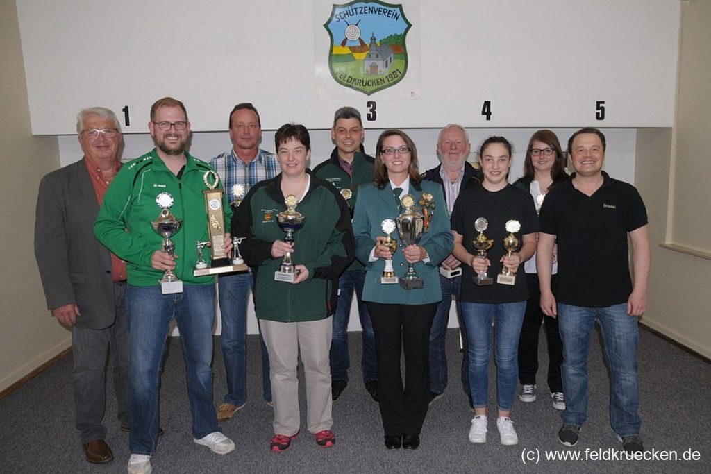 Stadtmeisterschaft 2018 in Feldkrücken