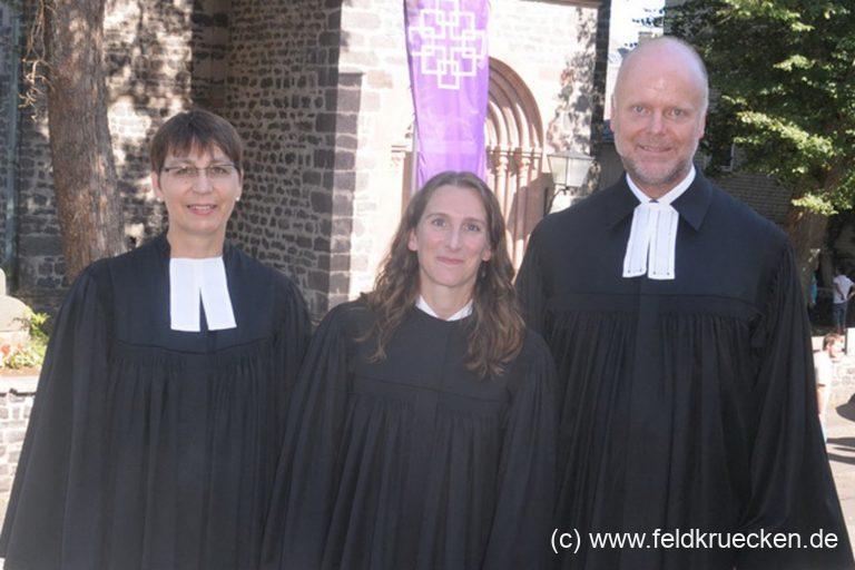 """Antje Armstroff ist neue Pfarrerin – """"Wir alle sind froh und dankbar"""""""