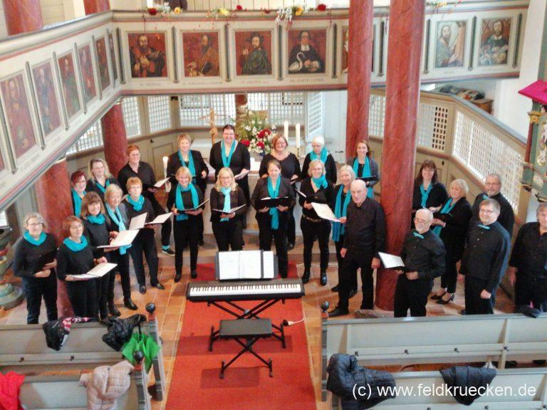 Chor Belcanto in Feldkrücken