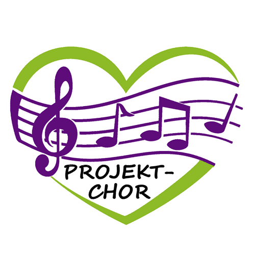 Logo Projektchor Feldkrücken