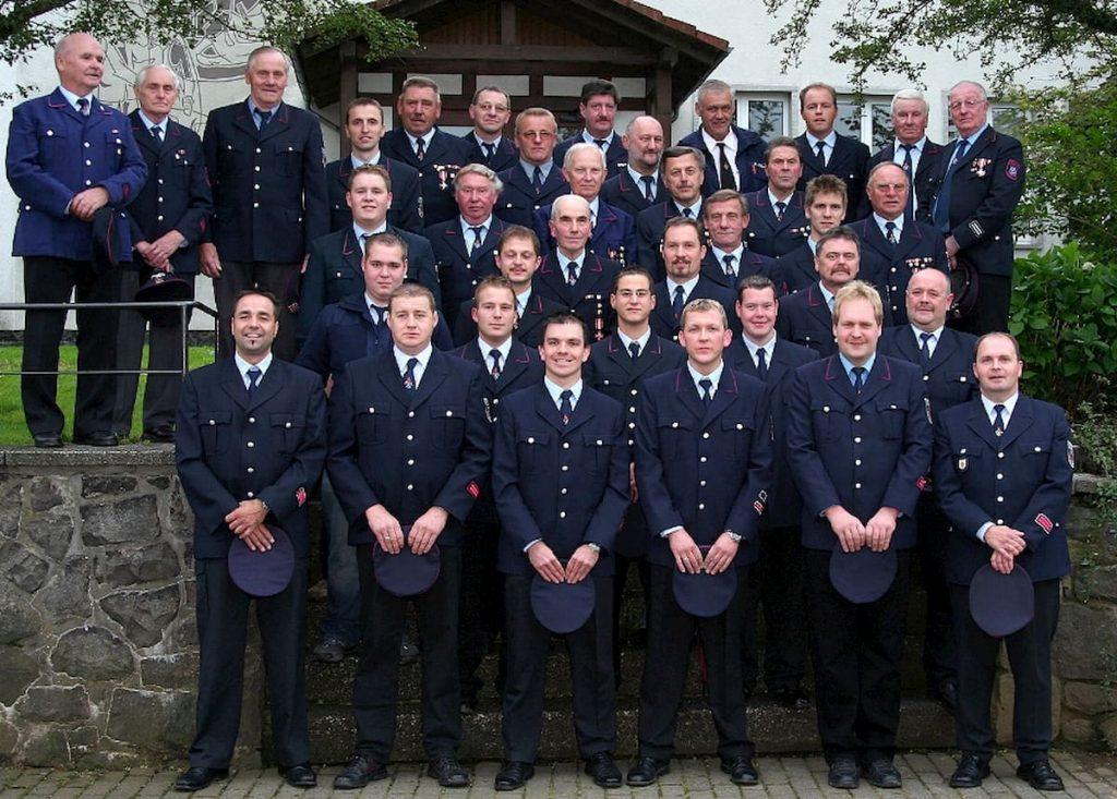 Feuerwehr Feldkrücken 2007