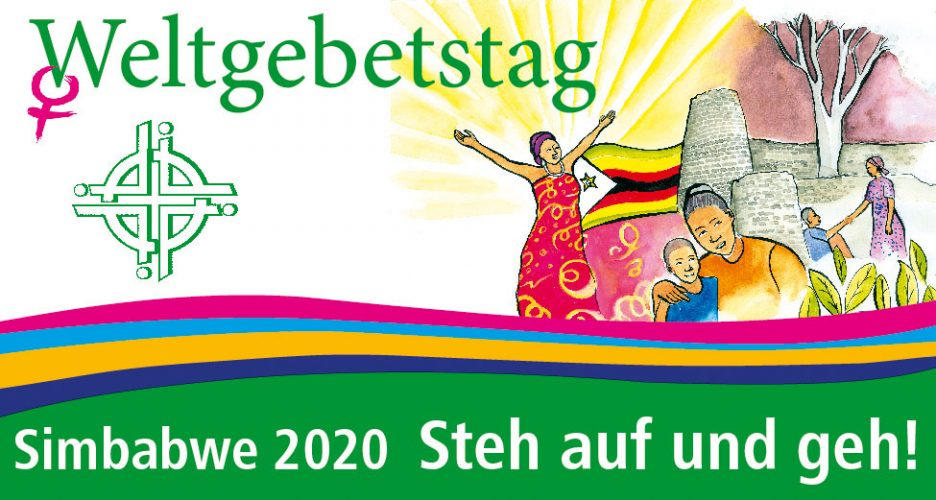 Banner Weltgebetstag 2020